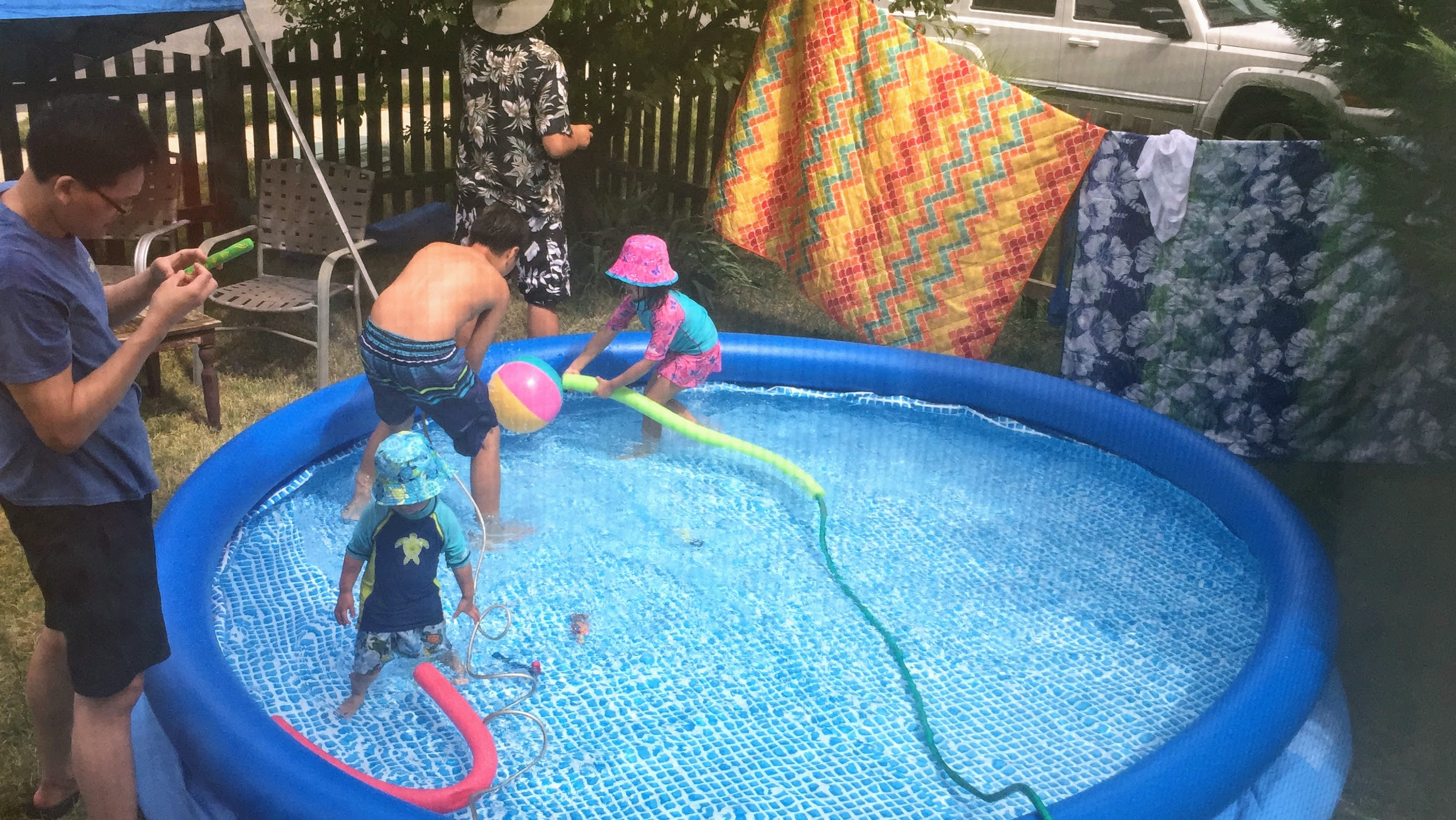 Math HappeningsPool party!   Math Happenings on